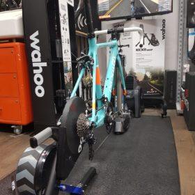 Indoor Training: Virtual Cycling | power2max